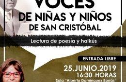 Voces de niñas y niños de San Cristóbal