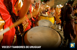 Voices and Drums from Uruguay