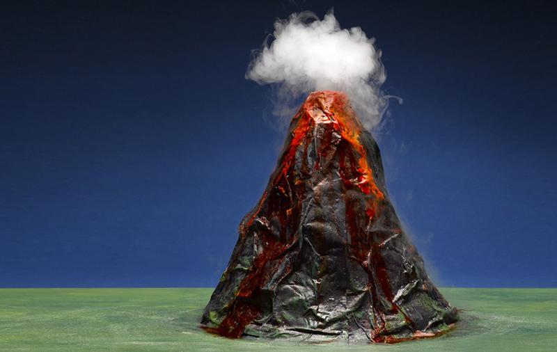 Volcán Químico.