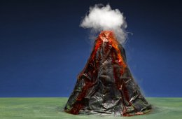 Chemical Volcano