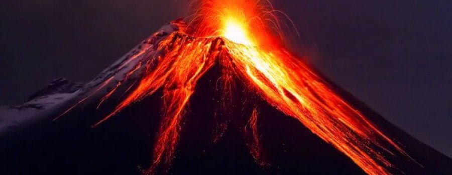 Los volcanes