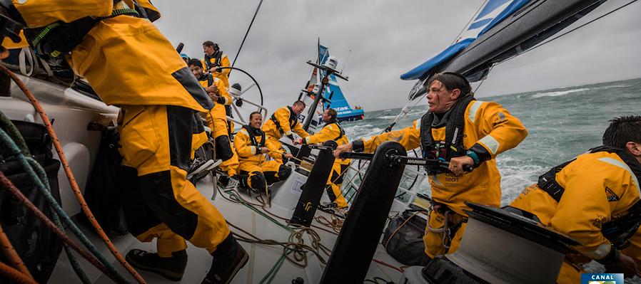 Volvo Ocean Race 3