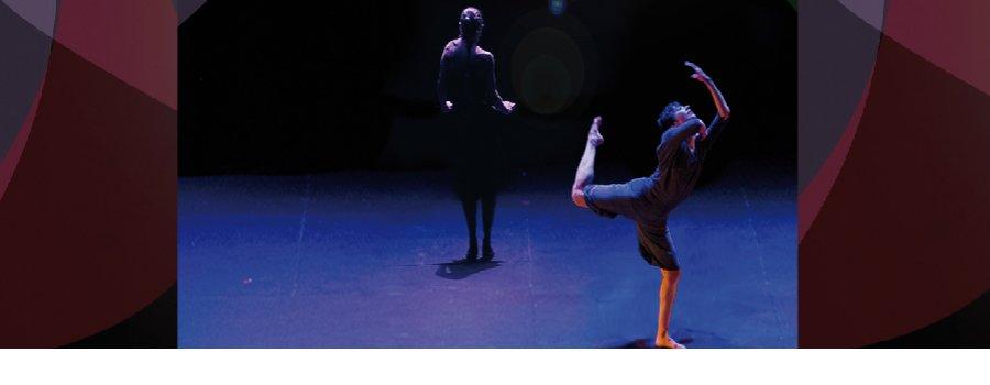 One-Person Contemporary Dance