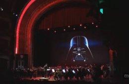 Star Wars - Marcha Imperial con la Orquesta Sinfónica Na...