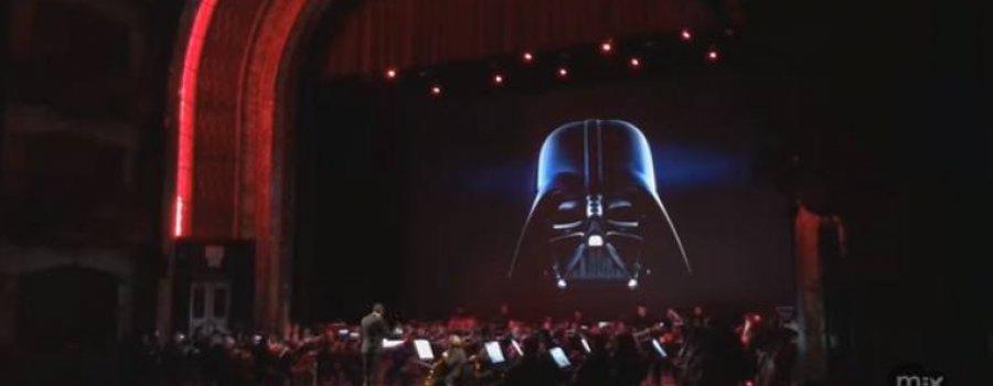 Star Wars - Marcha Imperial con la Orquesta Sinfónica Nacional México