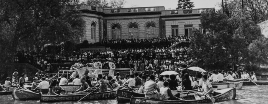 60 Years of House of the Lake UNAM
