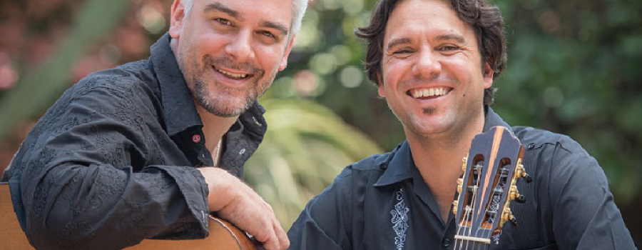 Dúo de guitarras – James Grace & Morgan Szymanski