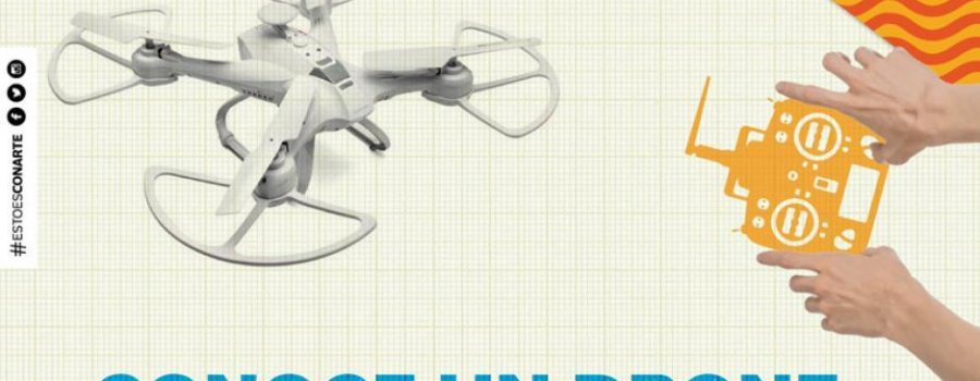 Partes que componen un drone y sus diferentes usos