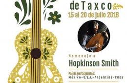 21 Concurso y Festival de la Guitarra de Taxco