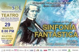 Viernes de OFA: Sinfonía Fantástica