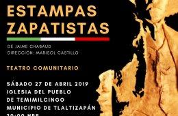 Estampas Zapatistas