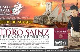 Museum Night in the Navy of Veracruz