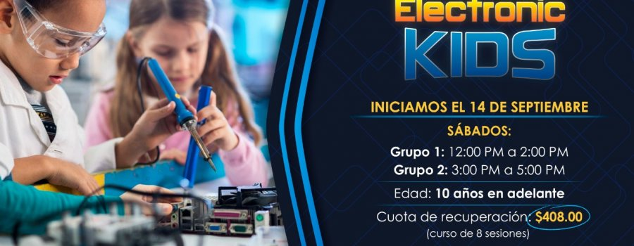 Electronic Kids