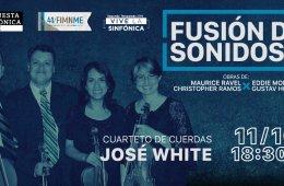 Fusión de sonidos - Cuarteto de Cuerdas José White