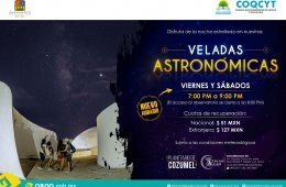 Veladas Astronómicas