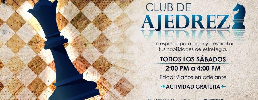 Club de Ajedrez, Noviembre