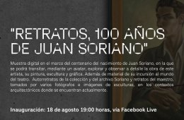 Retratos/ 100 Años de Juan Soriano
