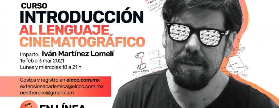 Curso en línea: Introducción al lenguaje cinematográfico