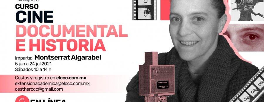 Curso en línea: Cine Documental e Historia