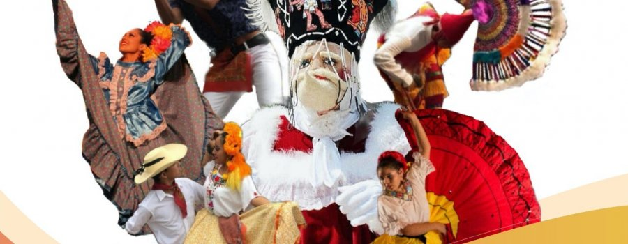 Danza Folklórica Xochiquétzal, del Estado de Morelos
