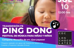 Ding Dong Festival de música para niñas y niños