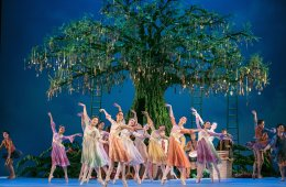 The Royal Ballet Live. Un cuento de invierno