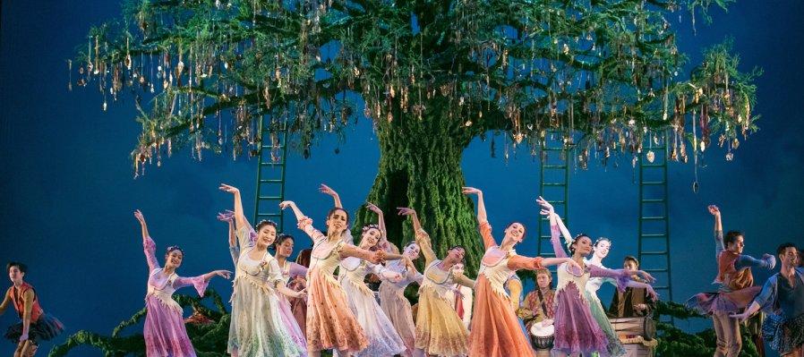 The Royal Ballet Live. Un cuento de invierno