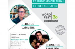 Periodismo Cultural y Redes Sociales