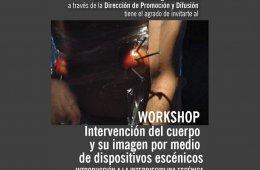 Workshop, intervención del cuerpo y su imagen por medio ...
