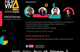 Xalapa Viva. Encuentros de participación comunitaria 202...