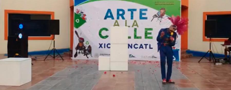 Xicoténcatl, arte a la calle: parte cuatro