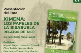 """Presentación del libro: """"Ximena: los papeles de la ..."""