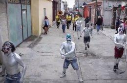Danza de los Xinacates