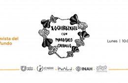 Xochikozkatl. Collar de flores
