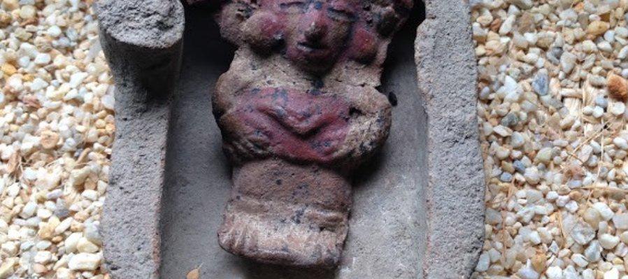 Ven y conoce el Museo de Sitio de Xochitécatl