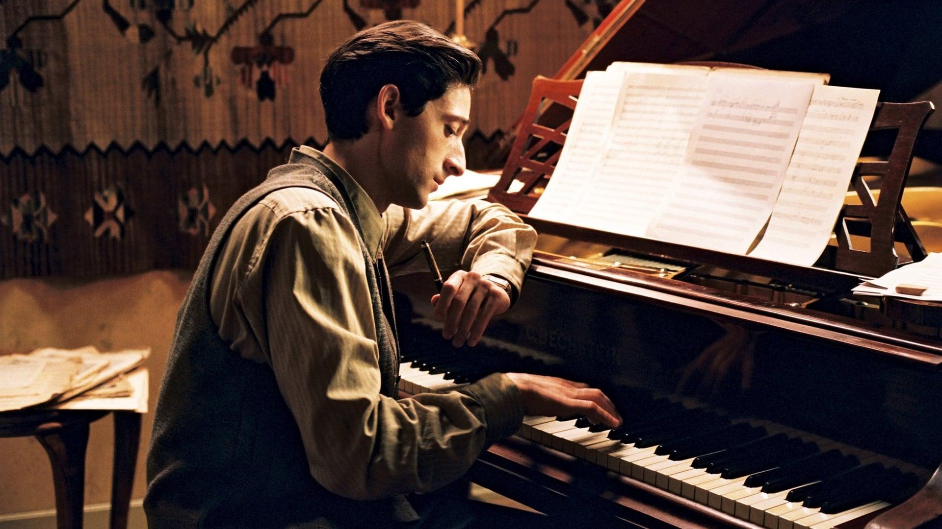 Resultado de imagen para el pianista