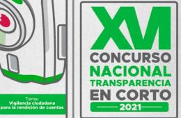XVI Concurso Nacional de Transparencia en corto