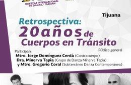 Retrospectiva: 20 años de Cuerpos en Tránsito