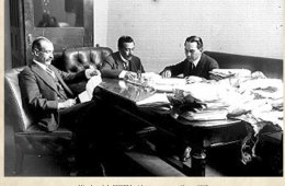23 de noviembre de 1917: Se aprueba la Ley de Indemnizaci...