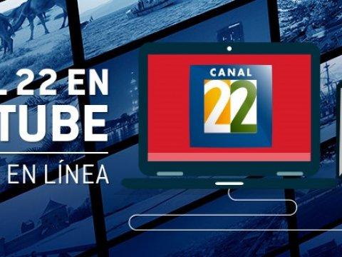 Canal 22 en YouTube