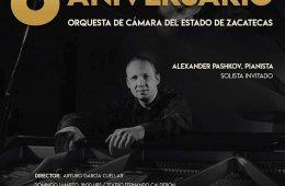 Orquesta de Cámara del Estado de Zacatecas y Alexander P...