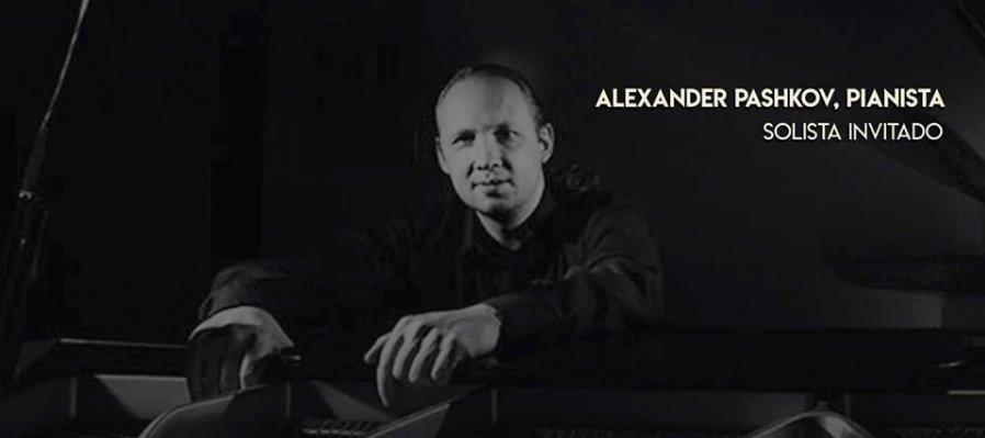 Orquesta de Cámara del Estado de Zacatecas y Alexander Pashkov