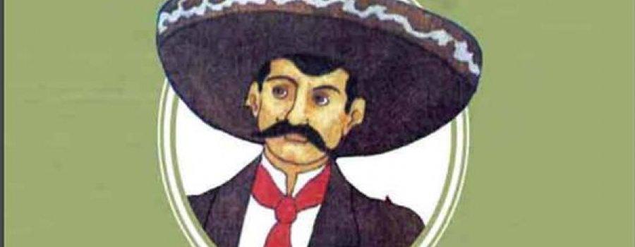 Emiliano Zapata. El jefe revolucionario del Sur
