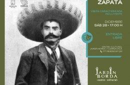Zapata, Visita Caracterizada Incluyente