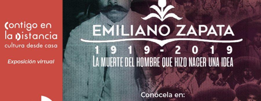 Emiliano Zapata 1919 – 2019: La muerte del hombre que hizo nacer una idea