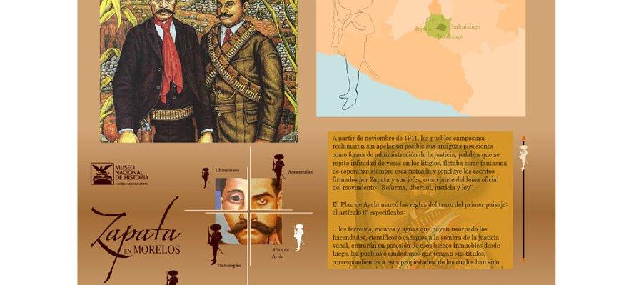 Zapata en Morelos