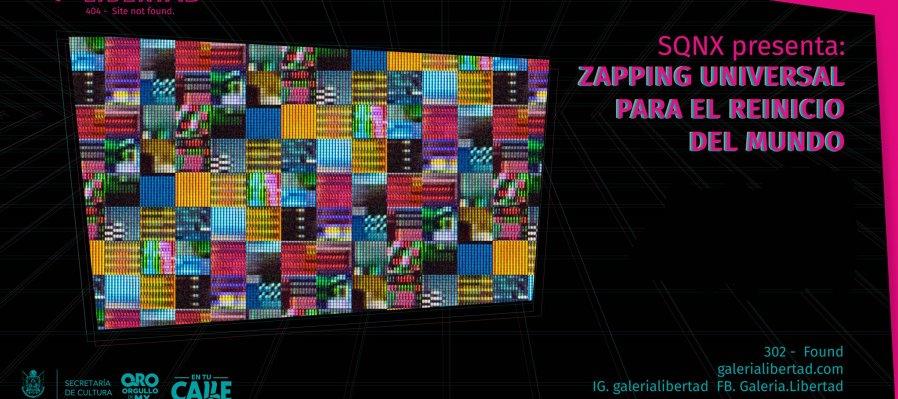 Zapping universal para el reinicio del mundo