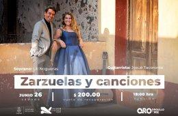 """Presentación del disco """"Zarzuelas y canciones"""""""