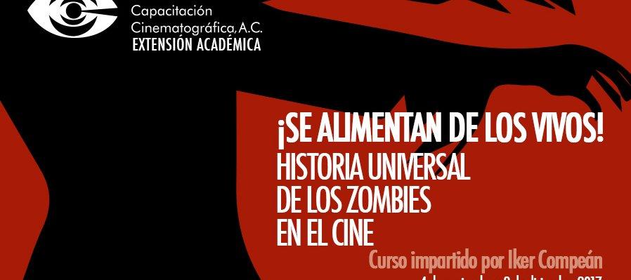 Historia universal de los zombies en el cine