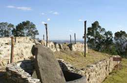 Archaeological Zone of Cacaxtla and Xoxhitecatl: Tlaxcala